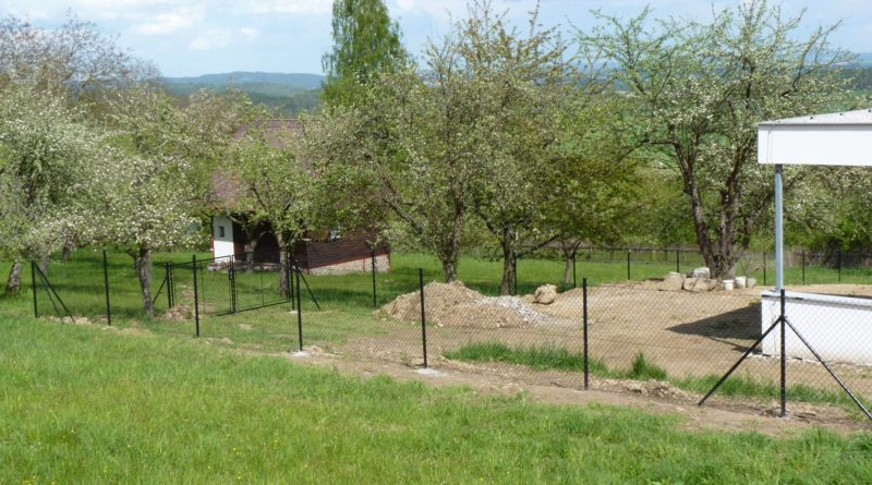 REALIZACE 2017 - květen - lokalita Krutěnice u Ústalče